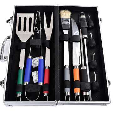 Stainless Steel Outdoor BBQ Tools Set