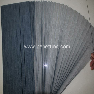 Top Quality Gray Color Fiberglass Pleated Insect Screen