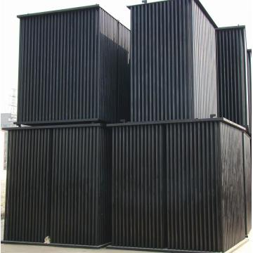 Energy Saving Enameled Air Preheater For Chemical Plant