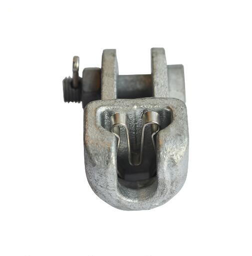 Hot-dip Galvanized Socket Clevis For Overhead Power Line