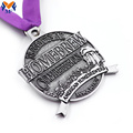 Design of metal custom medals factory