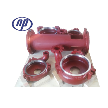 Vertical slurry pump parts