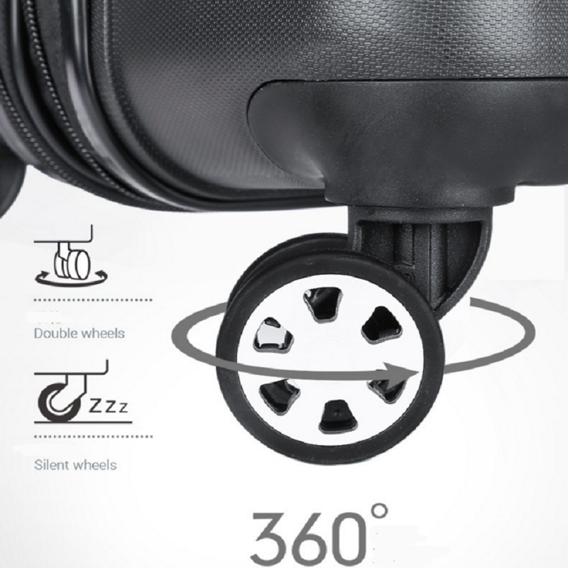 360 Degree Luggage