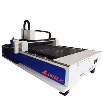 CNC Fiber Laser Cutter Stainless/Carbon Steel Iron Metal