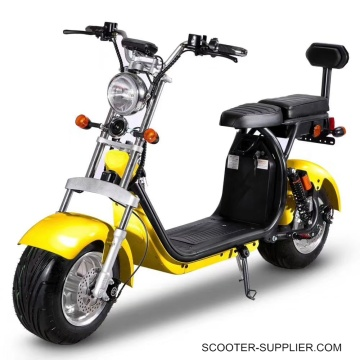 Long Range Citycoco chopper Electric Bike