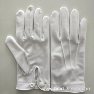 Engineering Security Cotton Hand Protective Gloves