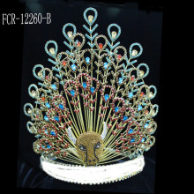 Fashion Haire Jewelry Pageant Crowns For Women