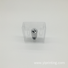 square plastic blister tray wholesale OEM factory