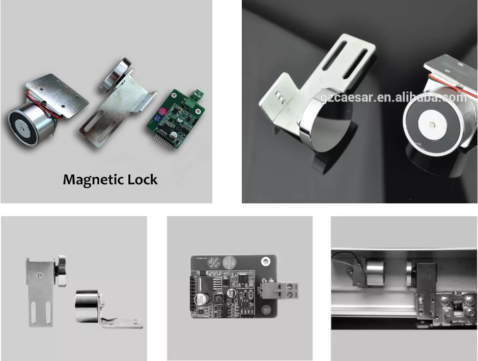 magnetic locks