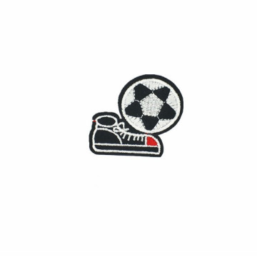 High Quality Cheaper Embroidery Soccer Embroidery Patches
