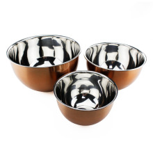 wholesale mixing bowls set stainless steel