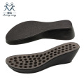 PU outsole Cheap Price Shoes Sole for Ladies