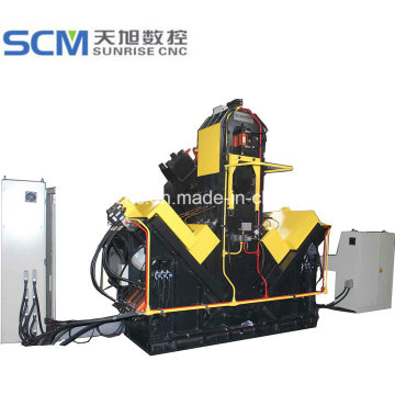 CNC Angle Drilling Machine