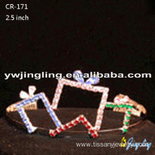 Wholesale Custom Cheap Christmas Crowns