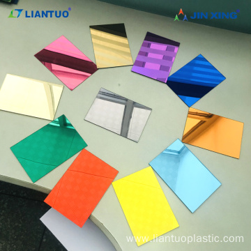 Acrylic Displayer Plastic Mirror Sheets