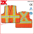 Multi-functional pockets safety vest