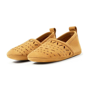 Spot Orange Soft Breathable Casual Shoes