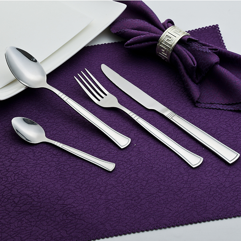 18/0 Aviation Stainless Steel Cutlery