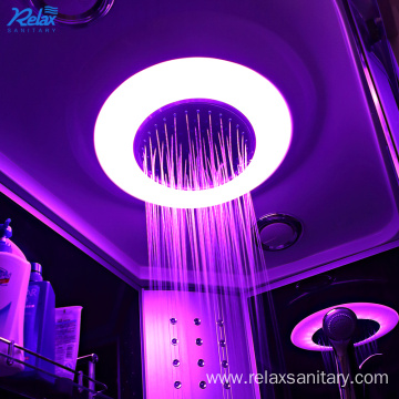 Los angles steam room purpose for weight loss