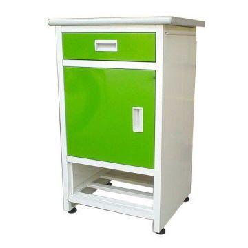 Cheap+Hospital+Furniture+Detachable+Epoxy+Bedside+Locker