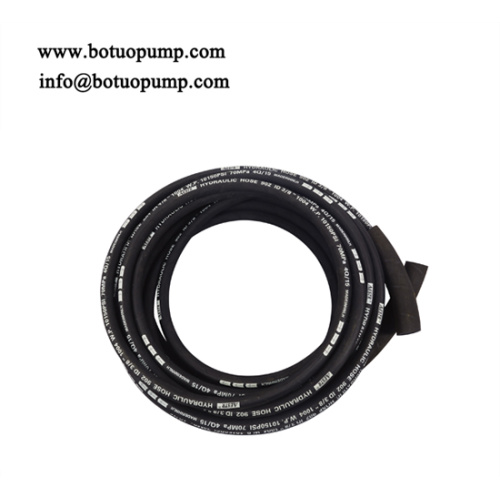 Steel Braided Rubber Hoses max 7250psi