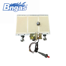 Gas heater commercial ceramic gas burner