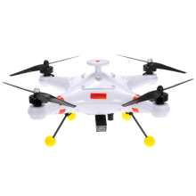 Splash Fishing Quadcopter With DJI OSD