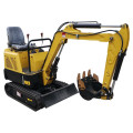 Excavatorssmallest Samll Smail 2.5t Small Hydraulic Mini Prices Rubber 600kg 1800kg 2.2t Sale Excavators India