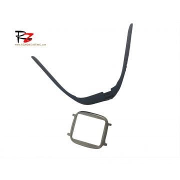 Customized Semi-Solid Die Casting for Smart Watch Frame