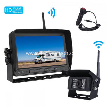 Atubang sa Rear View Monitor Camera Digital Wireless