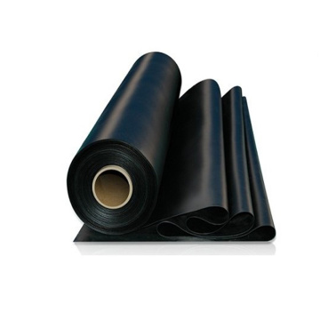 Black Color Mylar BoPet Sheet Film