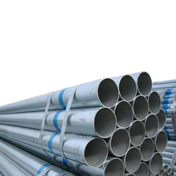 20 Gi Galvanized Seamless Saw/Erw Steel Grade Pipes