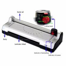 Smart Photo Laminator A4 Laminating Machine Laminator Sealed Plastic Machine Hot And Cold Laminator Photo Cutter