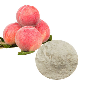 Best organic peach juice powder