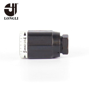 Hydraulic Adjustable Flow Check Valve Regulator