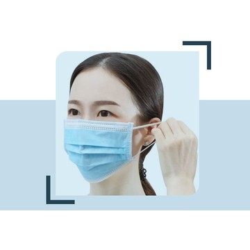 Disposable Triple Thickening Protective Face Masks