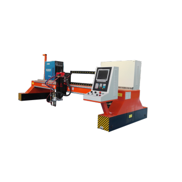 plasma flame steel cutting machine