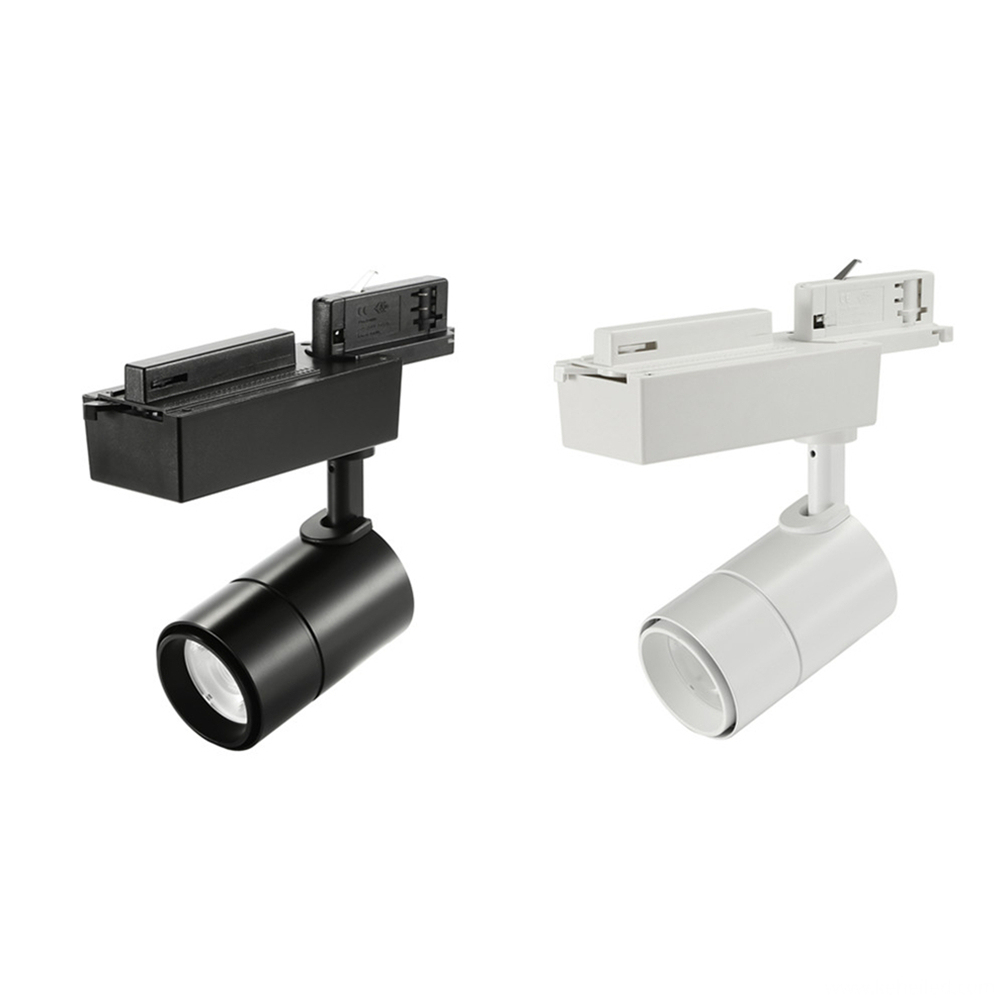 led track light 12W White or Black