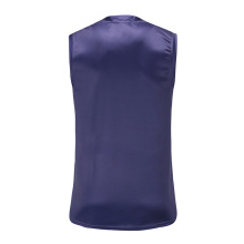 Mens Dry Fit Soccer Wear Vest Purple