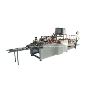 Paper Flat Handle Making Machine