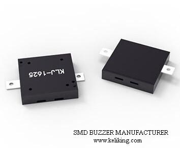 L16.0mm*W16.0mm*H2.5mm SMD Buzzer Audio Transducer Acoustic component Passive Piezo Buzzer KLJ-1625