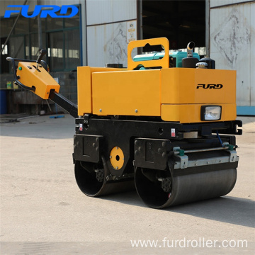 Easy Operated 800kg Hydraulic Driving Pedestrian Roller For Sale