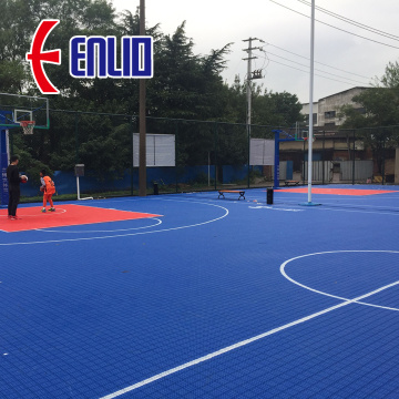 Multi-purpose Sports Flooring Outdoor Tennis Court Tiles
