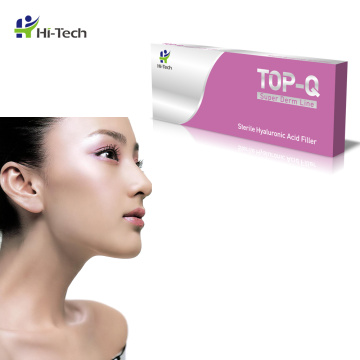 Hyaluronic Acid Injectable Filler 1ml Derm line Lip Cross Linked Dermal Filler