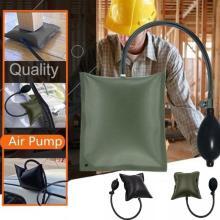 165 * 150mm Locksmith Supplies Pump Air Wedge Pump Up Bag Car Door Window Frame Fitting Install Shim Wedge Tools Set Repair Tool