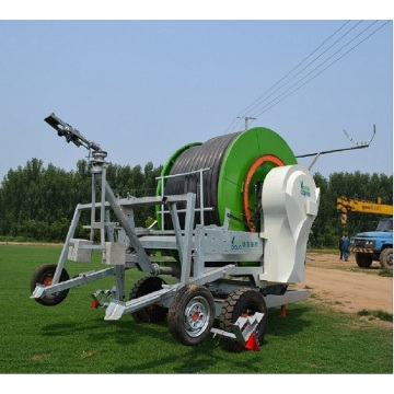 Newly Travelling Hose Reel Irrigator