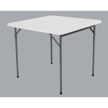 New 2.8FT Square Folding Table