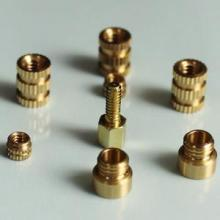 Customized high demand wood insert nut made
