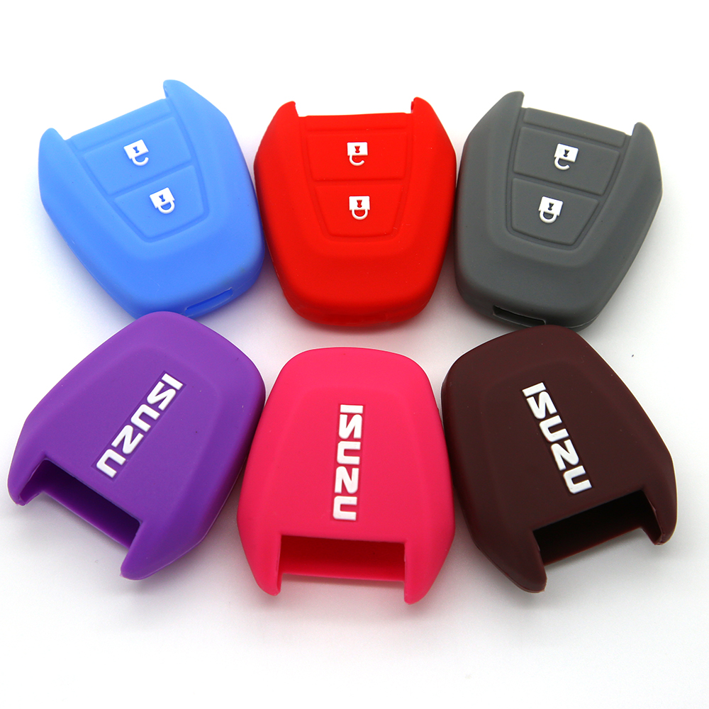 Suzuki silicone key cover