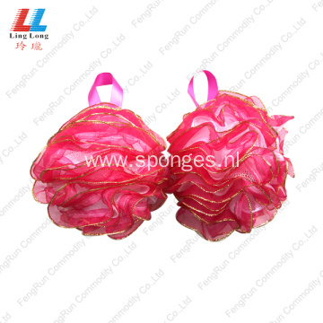 Mesh Lace Loofah smooth Sponge Wholesale